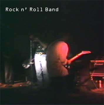 Rock 'n Roll Band CD Front